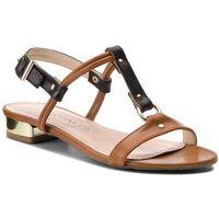 Sandały BALDACCINI - 540500 Brąz Da Vinci/Czarny