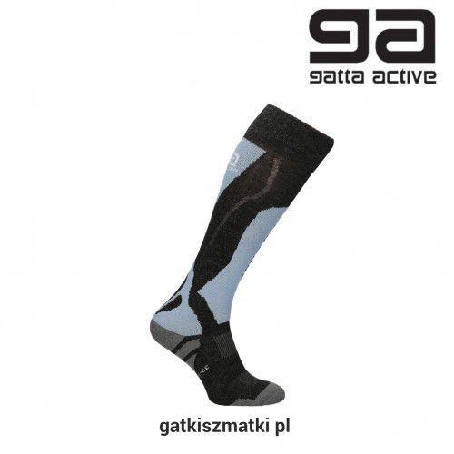 Gatta active Podkolanówki skarpety narciarskie ski socks