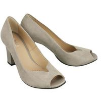 Marco shoes 0316p-382-029-1 szary, czółenka damskie - szary