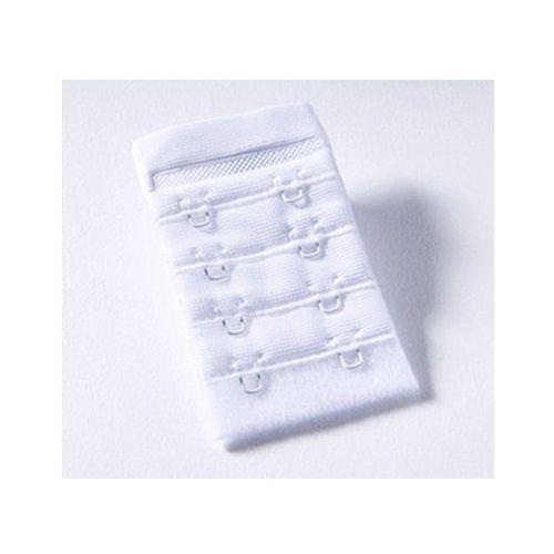 Naturana wstawka poszerzająca obwód biustonosza dla kobiet karmiących 4,0 cm kolor biały