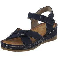 Sandały letnie 0473 marki Wasak