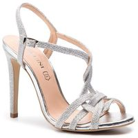 Sandały BALDACCINI - 005500-E Materiał Srebro