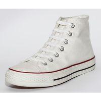 Shoeps silikonowe sznurowadła do butów white (8717703450392)