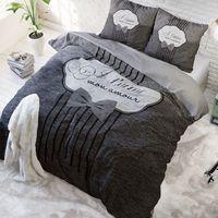 Room99 Pościel pure cotton 220x200+2 poszewki 60x70 glamour - rom1138