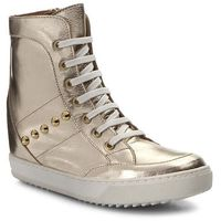 Kazar Sneakersy - diega 28408-01-13 złoty