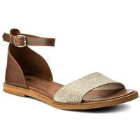 Sandały NESSI - 18382 Koniak/Beż, w 2 rozmiarach