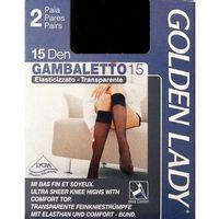 Golden lady Podkolanówki gambaletto| 15 den a'2