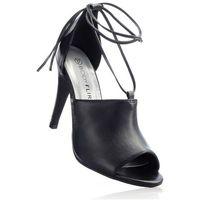 Bonprix Sandały czarny