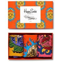 - skarpetki megan mascare (3-pack), Happy socks