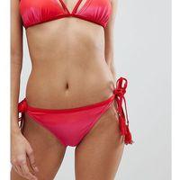 Vero Moda Tie Printed Tassel Bikini Brief - Multi, w 3 rozmiarach