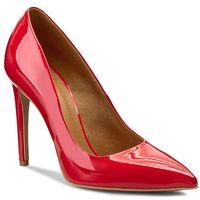 Szpilki GINO ROSSI - Ingrid DCG595-P18-JE00-7100-0 Czerwony 33, kolor czerwony