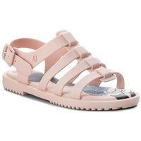 Sandały - flox + disney ad 32373 light pink 01276, Melissa, 35.5-41.5