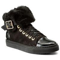 Sneakersy - kiki 27314-25-00 czarny, Kazar, 35-38
