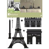Naklejka ścienna zabytki paryża ws028 marki Kmg