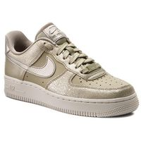 Buty NIKE - Air Force 1 '07 Prm 896185 200 Neutral Olive/Bronzed Olive