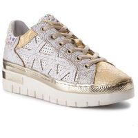Sneakersy - 181k7306crpetclx oro/bianco/bianco/avorio marki Khrio