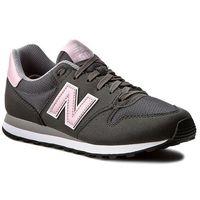 Sneakersy - gw500gsp szary marki New balance