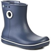 Crocs Kalosze - jaunt shorty boot w 15769 navy