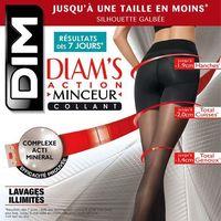Rajstpy wyszczuplające DIAMS Action Minceur jour 45 den