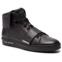 Sneakersy EVA MINGE - Balerma 4K 18GR1372672EF 101, kolor czarny