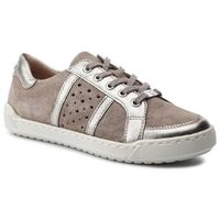 Caprice Sneakersy - 9-23651-22 taupe spark.co 360
