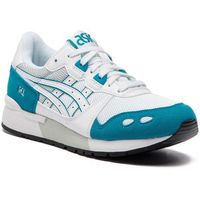 Sneakersy ASICS - TIGER Gel-Lyte 1191A092 White/Teal Blue 102