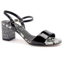 Sandały Monnari BUT0230-020 czarny, kolor czarny