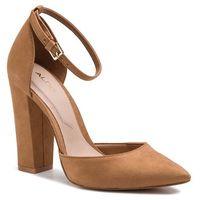 Sandały ALDO - Nicholes 58981200 27, kolor brązowy