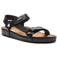 Sandały NIK - 07-0090-42-9-01-03 Czarny, kolor czarny