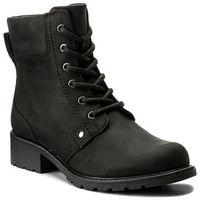 Botki - orinoco spice 261109384 black leather, Clarks, 35.5-42