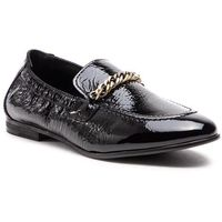 Lordsy - rubberized chain loafer fw0fw03763 black 990, Tommy hilfiger, 36-41