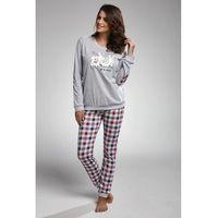 Bawełniana piżama damska Cornette 173/169 szara
