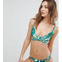 Free Society Double Band Hipster Bikini Bottom - Multi