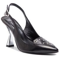 Sandały SOLO FEMME - 34295-69-A19/000-05-00 Czarny