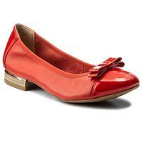 Baleriny CAPRICE - 9-22108-20 Red Pearl Comb 514