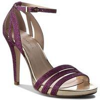 Sandały MENBUR - PACOMENA 07540 Amatista 0018, kolor fioletowy