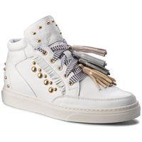 Sneakersy NIK - 08-0554-01-5-24-02 Biały, kolor biały