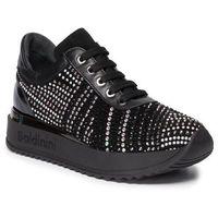 Sneakersy BALDININI - 048240PCANV000000FXX Nero, kolor czarny
