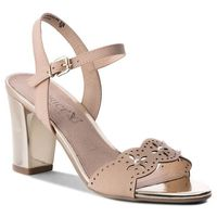 Sandały CAPRICE - 9-28303-20 Beige Nubuc 401