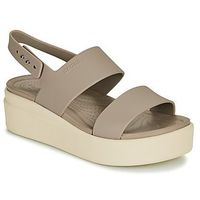 Sandały Crocs CROCS BROOKLYN LOW WEDGE W, w 8 rozmiarach