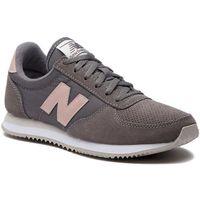 Sneakersy - wl220tg szary marki New balance