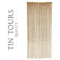 Tin tours sp.z o.o. Zasłona bambusowa naturalna 90x200cm