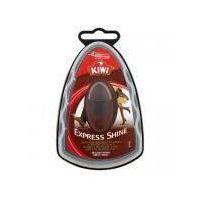 Gąbka nabłyszczająca do obuwia Kiwi Express Shine brązowa 7 ml