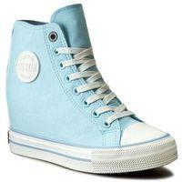 Sneakersy - w274662 lt.blue marki Big star