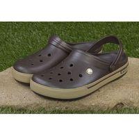 Klapki Crocs Crocband™ Clog Espresso 12836-22Y - brązowy