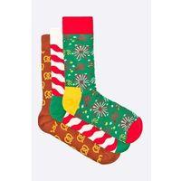 Happy socks - skarpetki xmas (3-pack)