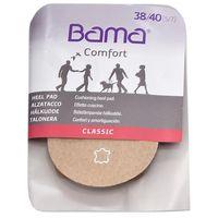 Podpiętki BAMA - Classic 00523 r.38/40 Brązowy