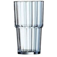 Arcoroc Szklanka wysoka | różne wymiary | 270-320 ml | norvege