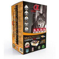 9,45 kg Alpha Spirit + Kong Classic M, 9 cm gratis! - Multiprotein, 9,45 kg