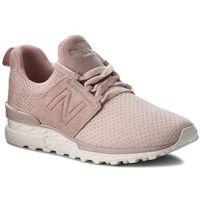 Sneakersy NEW BALANCE - WS574DUK Różowy, w 3 rozmiarach